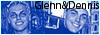 My fansite for Glenn&Dennis Frey